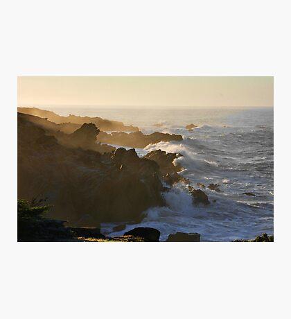 The Sea Photographic Print