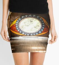 """All seeing Eye"" Abandoned Factory Mini Skirt"