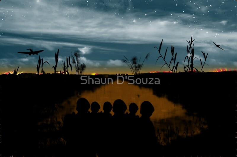 Calamity by Shaun D'Souza