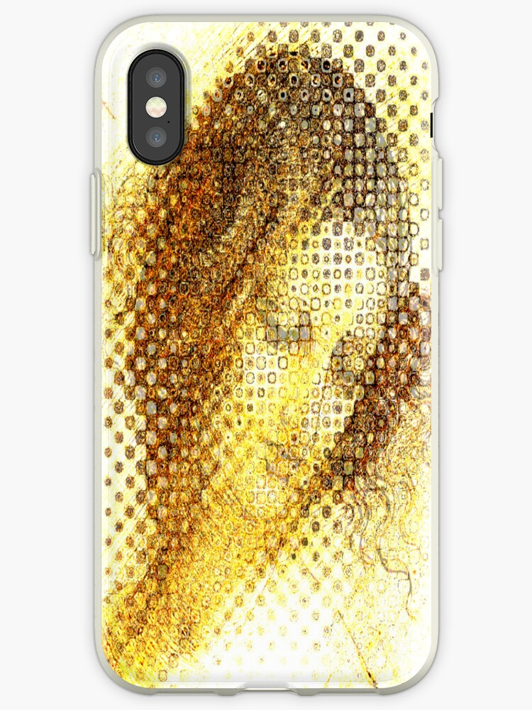 da Vinci's Leda iPhone Case by leapdaybride
