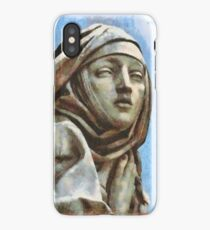 St Catherine iPhone Case iPhone Case/Skin