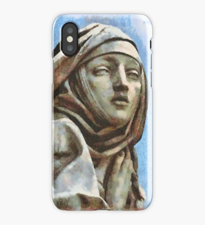 St Catherine iPhone Case iPhone Case