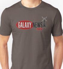 Galaxy News Radio Logo Unisex T-Shirt