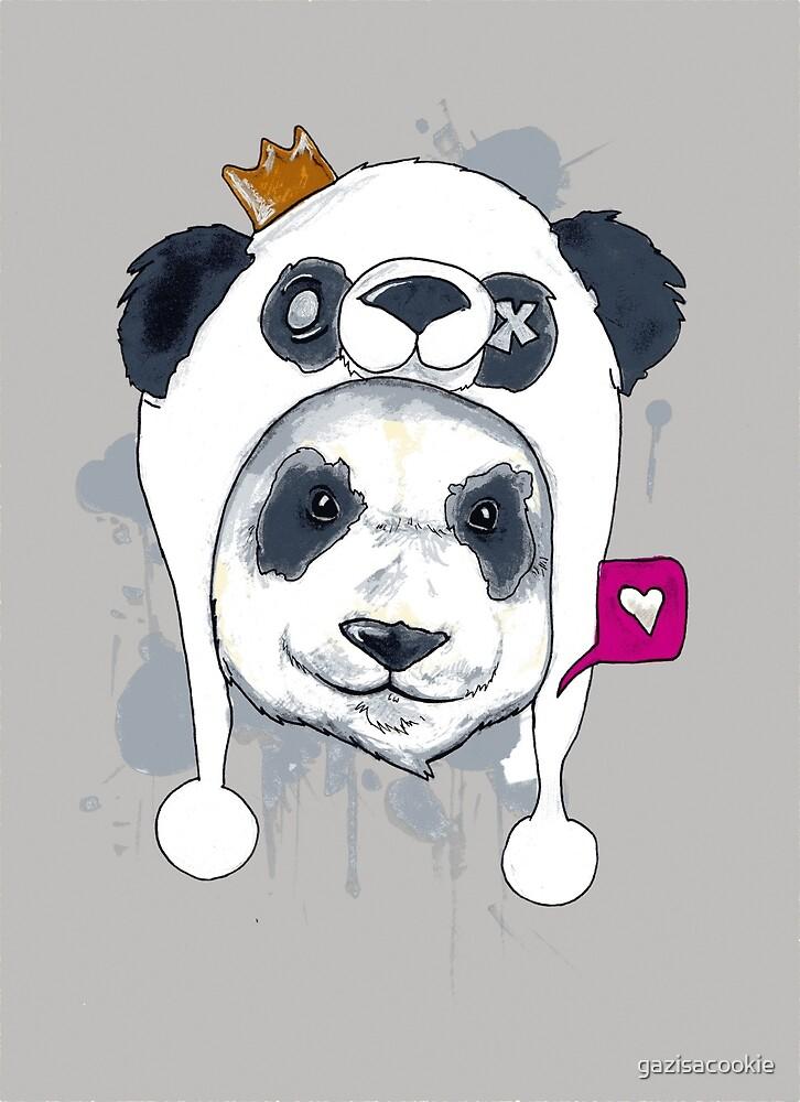 Double Panda! by gazisacookie