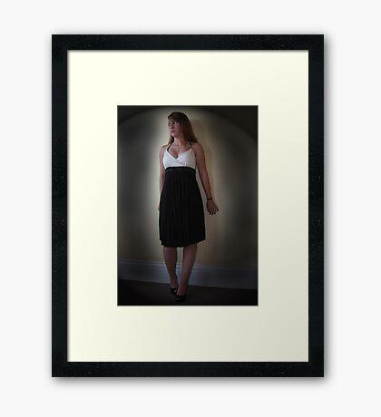 Shannon Framed Print