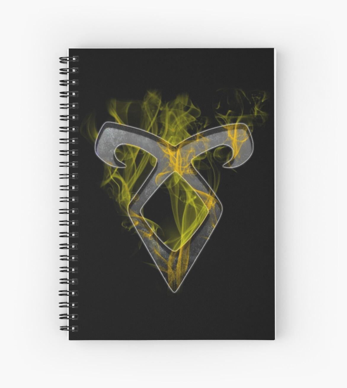 ANGELIC POWER (Rune) - TMI/Shadowhunters by ClaireDuCraine