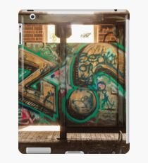 Abandoned Mittagong Maltings iPad Case/Skin