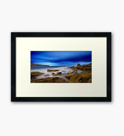 Clarity of the Dawn Framed Print