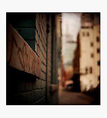 Chang Cheng Lane Photographic Print