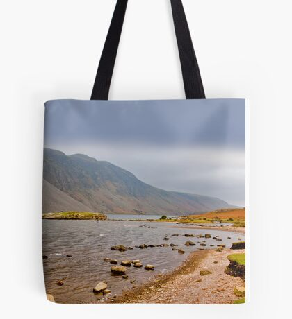 The Bleakness of Wast Water Tote Bag