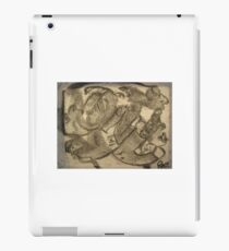 flying  creature art drawing coloring book art on item iPad Case/Skin