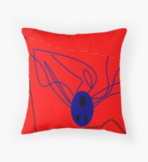 This is titled 'Land Jelly' Throw Pillow
