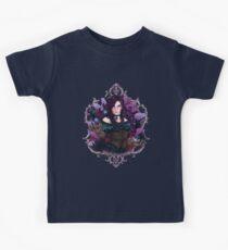 Lilacs and Gooseberries Kids Tee