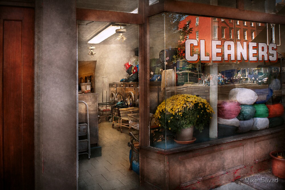 Cleaner - NY - Chelsea - The cleaners by Michael Savad