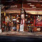 Cafe - NY - Chelsea - Tello Ristorante by Mike  Savad
