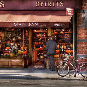 Store - Wine - NY - Chelsea - Wines and Spirits Est 1934  by mikesavad