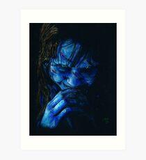 Demonic Art Print