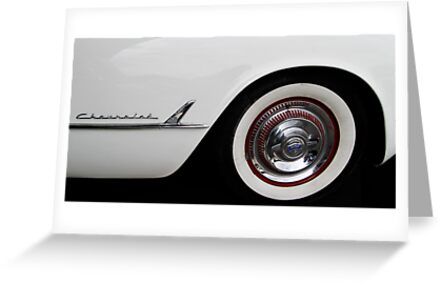 '54 Corvette by dlhedberg