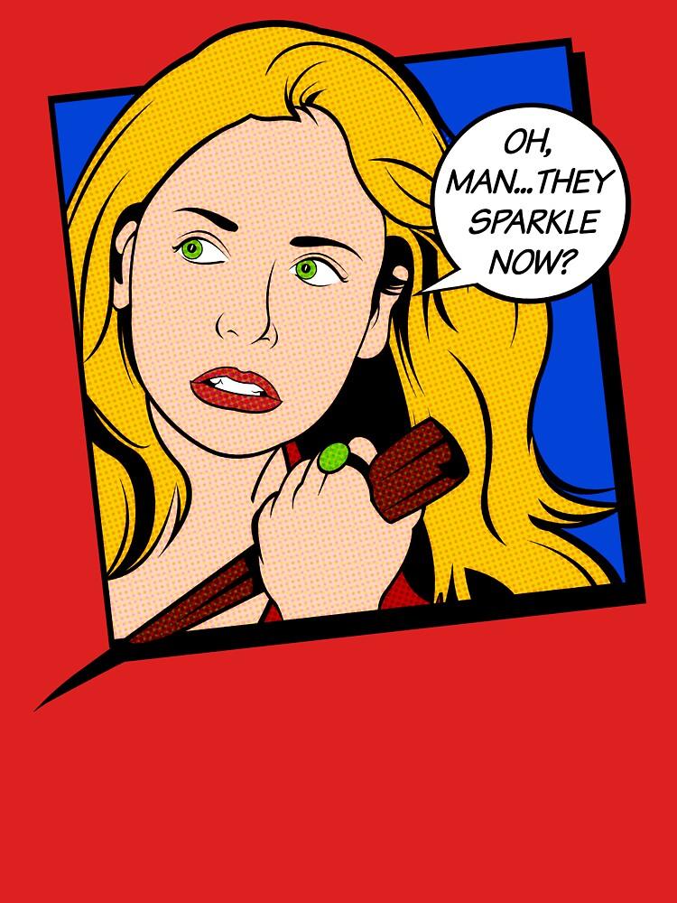 Buffy Pop Art de TomTrager