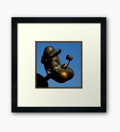 Famous Sailorman Framed Print