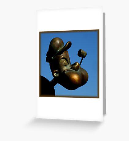 Famous Sailorman Greeting Card