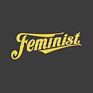 Feminist (Swoosh) by Jenn Reese