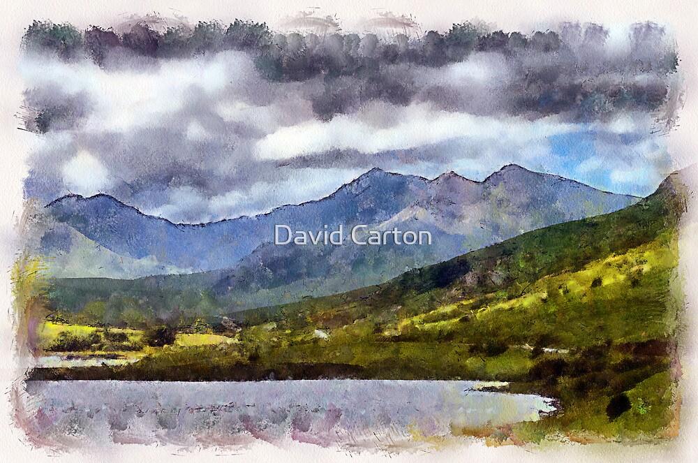 Snowdonia, Wales by David Carton