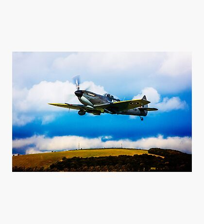 Spitfire Mk XVI TE311 Photographic Print
