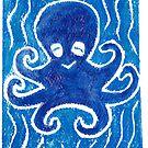 Happy Squid by tmoriginals