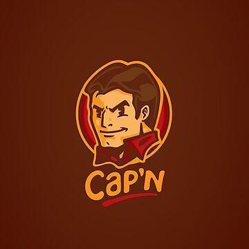 Cap'n! by WinterArtwork