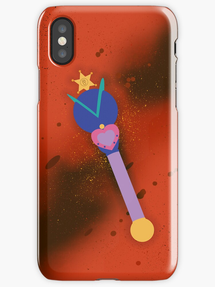 Uranus iPhone Power by Rachael Raymer