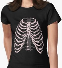 Ribs 4 Womens Fitted T-Shirt