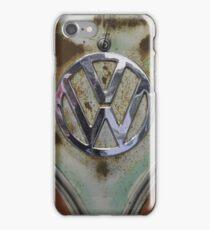 VW Badge iPhone Case/Skin