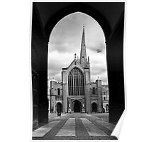 Norwich Cathedral #2 Poster