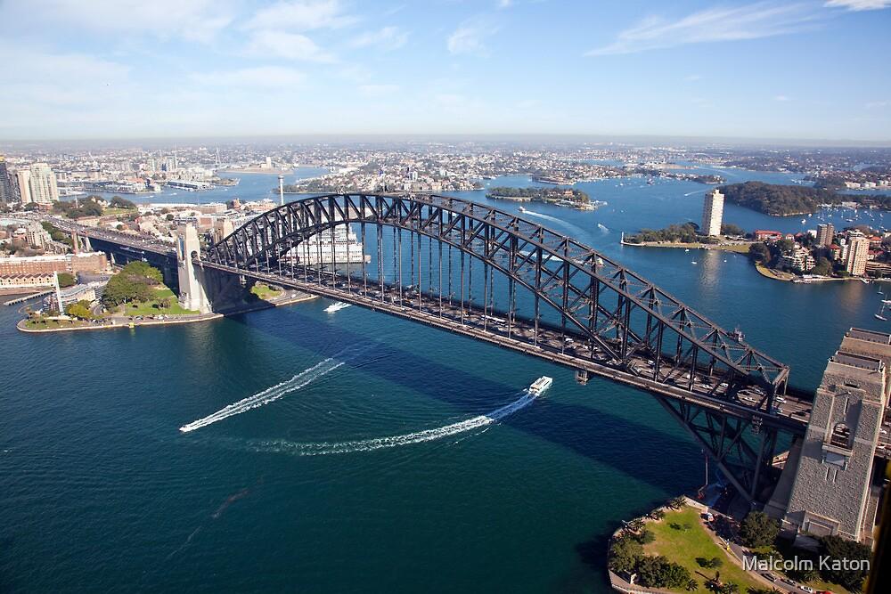Bridge Approach by Malcolm Katon