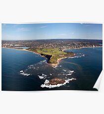 Long Reef, NSW Poster
