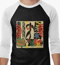 Inspiriert von Matisse (Vintage) Baseballshirt für Männer