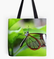 Hanging Around Glasswing - Greta oto Tote Bag