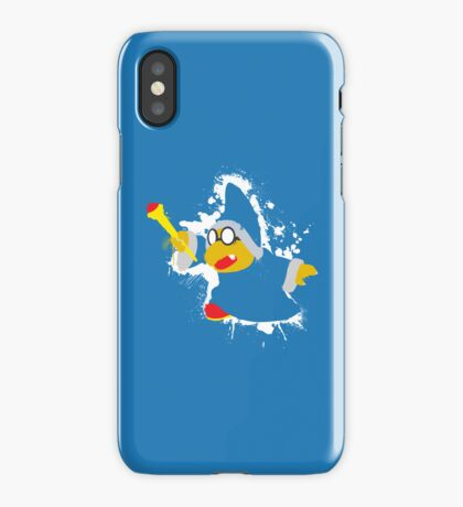 Kamek Splattery Shirt iPhone Case/Skin