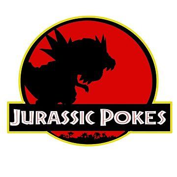 Jurassic Poké by DawnCast