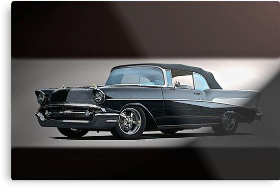 1957 Chevrolet Convertible by DaveKoontz