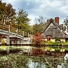Flatford Bridge Cottage by timmburgess