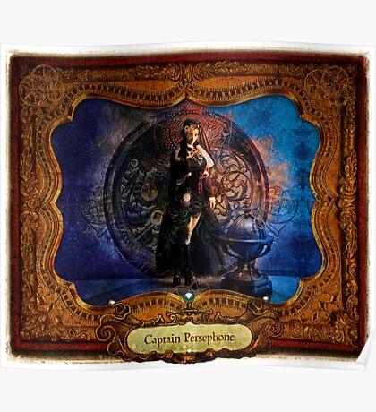 2012 Steampunk Calendar Page 3 Poster
