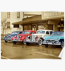 Packards in colour? Poster