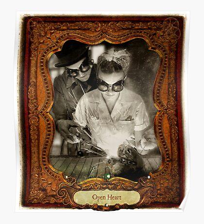 2012 Steampunk Calendar Page 4 Poster