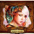 2012 Steampunk Calendar Page 5 by Aimee Stewart