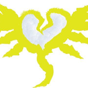 Golden Heart by DeadPoetKeats