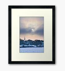 Wintersun Framed Print