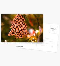 Christmas Decor III Postcards