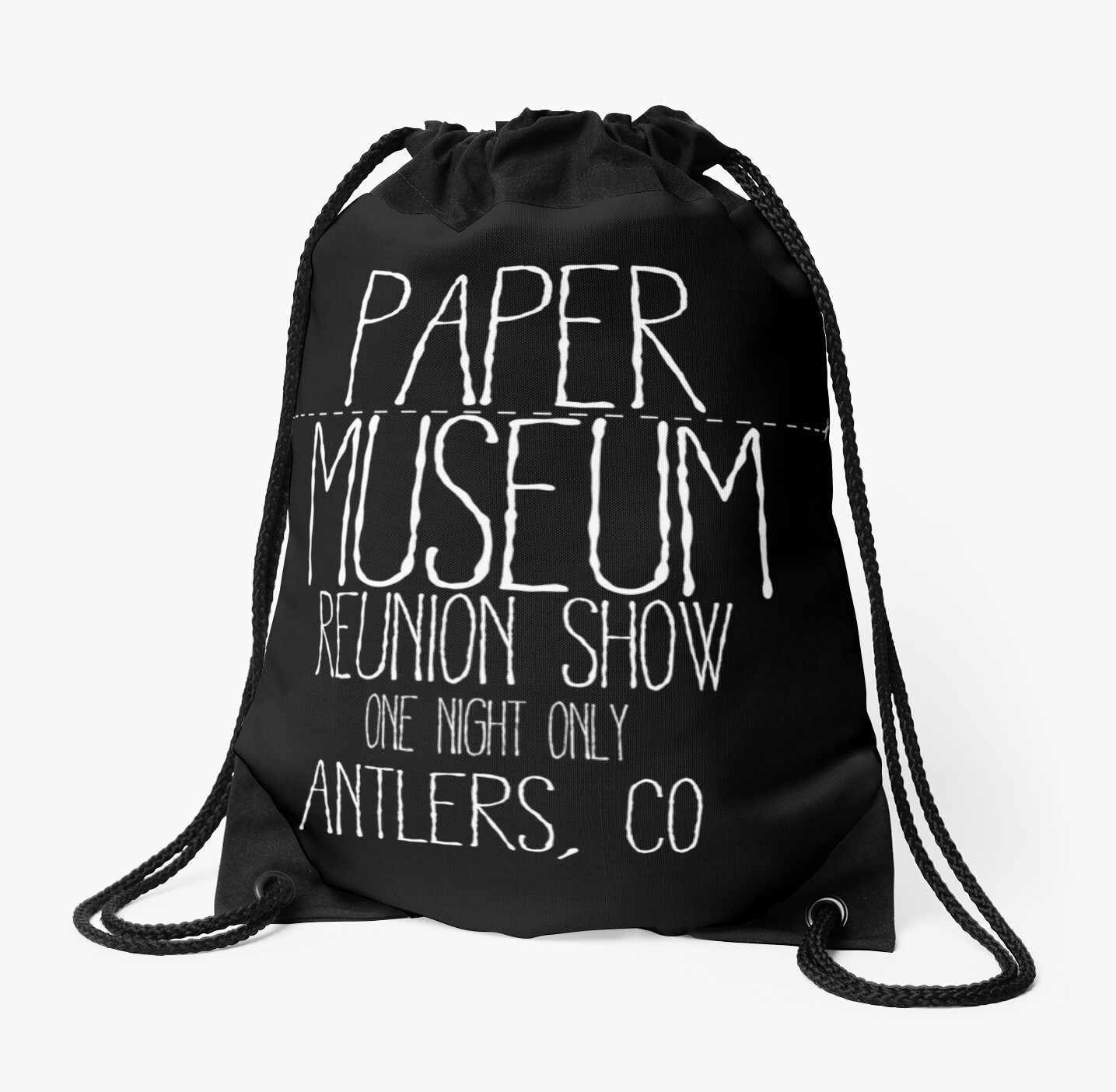 Paper Museum Exclusive Reunion Merchandise by Marnie Silverman